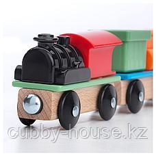 ЛИЛЛАБУ Поезд, 3 вагона, фото 2