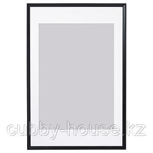 КНОППЭНГ Рама, черный, 61x91 см, фото 2