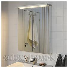 ГОДМОРГОН Светодиодная подсветка шкафа/стены, белый, 80 см, фото 3