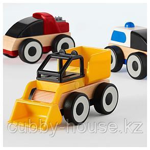 ЛИЛЛАБУ Грузовые машинки, разные цвета разные цвета, фото 2