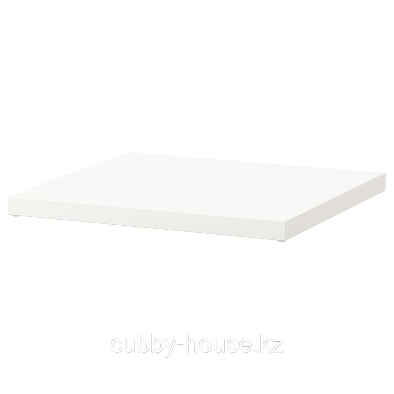 ЭЛВАРЛИ Полка, белый, 40x51 см