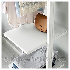 ЭЛВАРЛИ Полка, белый, 40x51 см, фото 2