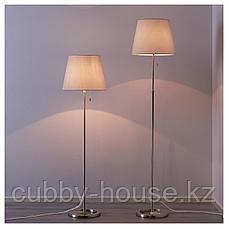 НИФОРС Светильник напольный, никелированный белый, фото 2