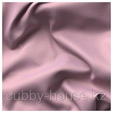 МАЙГУЛЛ Затемняющие гардины, 1 пара, светло-розовый, 145x300 см, фото 2