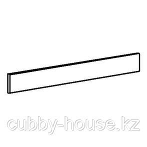 УТРУСТА Фронтальная панель ящика, низкая, белый, 80 см, фото 2