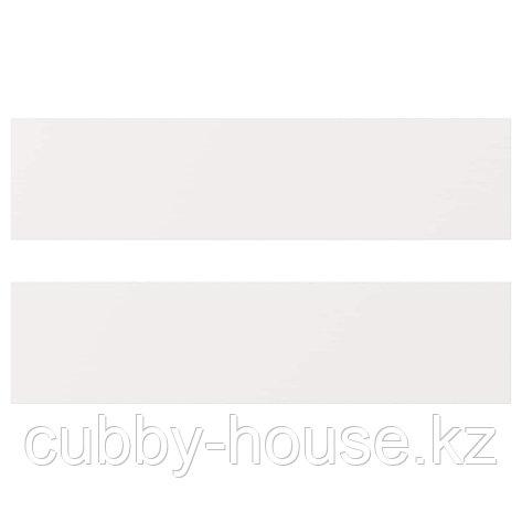 ХЭГГЕБИ Фронтальная панель ящика, белый, 60x20 см, фото 2