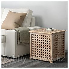 ХОЛ Придиванный столик, акация, 50x50 см, фото 2
