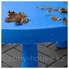 МАММУТ Стол детский, д/дома/улицы синий, 85 см, фото 3
