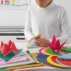 ЛУСТИГТ Бумага для оригами, разные цвета, разные формы различные формы, фото 2