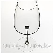 ДЮГРИП Бокал для красного вина, прозрачное стекло, 58 сл, фото 2