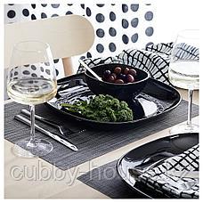 ДЮГРИП Бокал для красного вина, прозрачное стекло, 58 сл, фото 3