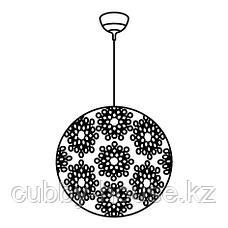 ГРИМСОС Подвесной светильник, белый, 55 см, фото 3