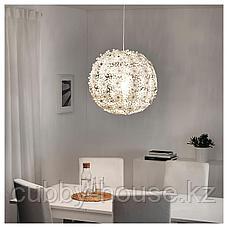 ГРИМСОС Подвесной светильник, белый, 55 см, фото 2