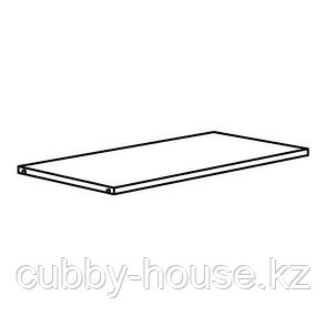 ХЭЛПА Полка, белый, 80x40 см, фото 2
