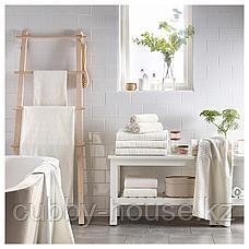 ВОГШЁН Полотенце, белый, 30x50 см, фото 3