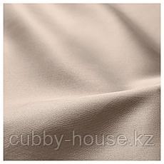 НАТТЭСМИН Простыня, светло-бежевый, 240x260 см, фото 2