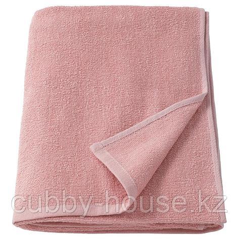 КОРНАН Банное полотенце, розовый, 70x140 см, фото 2