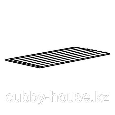 ПАССАРП Коврик в ящик, серый, 50x96 см, фото 2