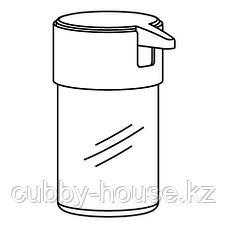 КАЛЬКГРУНД Дозатор для жидкого мыла, хромированный, фото 2