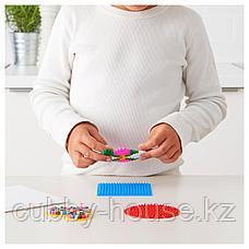ПЮСЛА Бусины, разные цвета разные цвета, 600 гр, фото 3