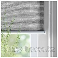 СКОГСКЛЁВЕР Рулонная штора, серый, 100x195 см, фото 2