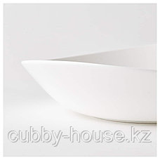 ШИН Тарелка глубокая, белый, 24 см, фото 2