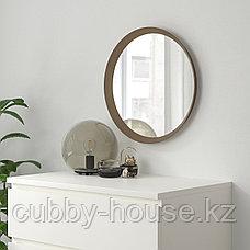 ЛАНГЕСУНД Зеркало, бежевый, 50 см, фото 3