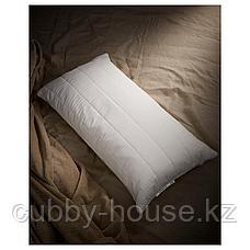 РУМСМАЛЬВА Эргоном. подушка д/сна н/боку/спине, 50x70 см, фото 3