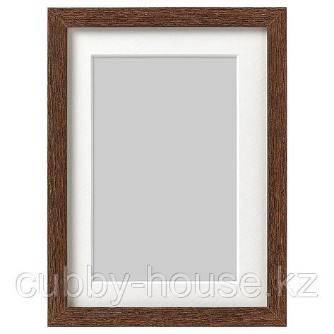 ХОВСТА Рама, классический коричневый, 30x40 см, фото 2