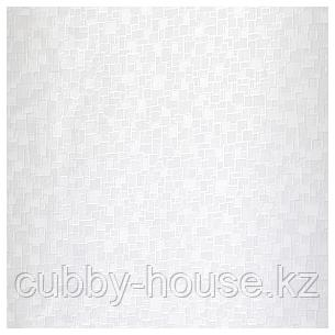 БЬЕРСЕН Штора для ванной, белый, 180x200 см, фото 2