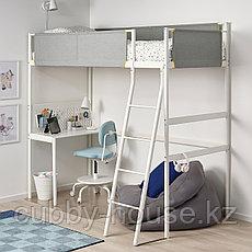 ВИТВАЛ Столешница, белый, 95x45 см, фото 3