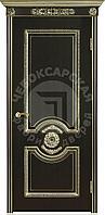 Комплект двери ЧФД Гефест ДГ с капителью