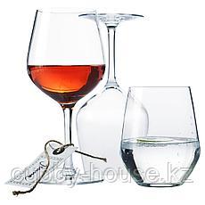 ИВРИГ Стакан, прозрачное стекло, 45 сл, фото 3