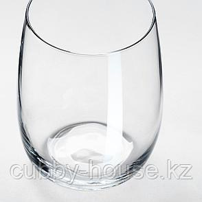 СТОРСИНТ Стакан, прозрачное стекло, 37 сл, фото 2