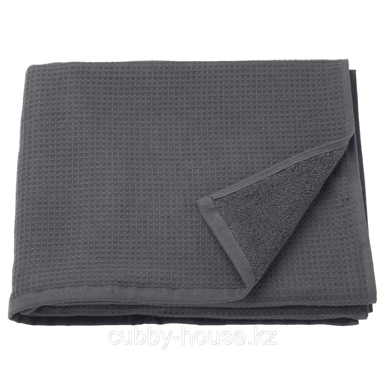 САЛЬВИКЕН Банное полотенце, белый, 70x140 см