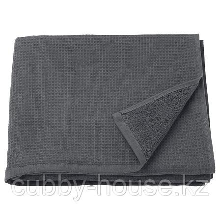 САЛЬВИКЕН Банное полотенце, белый, 70x140 см, фото 2