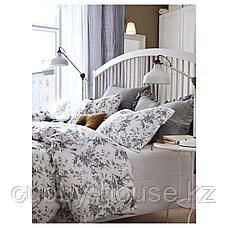 ТИССЕДАЛЬ Каркас кровати, белый, Леирсунд, 160x200 см, фото 3