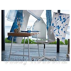 ЛИЛЛОСЕН Письменный стол, бамбук, 102x49 см, фото 3