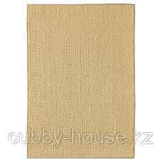 ВИСТОФТ Ковер безворсовый, неокрашенный, 170x240 см, фото 2