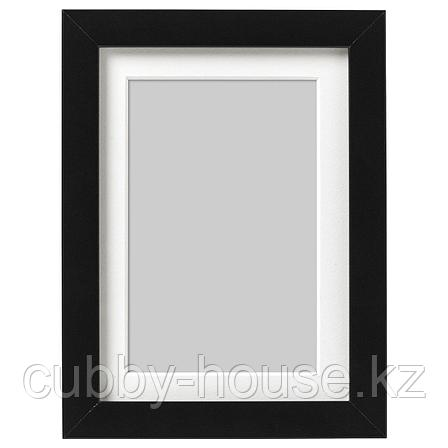 РИББА Рама, черный, 50x70 см, фото 2