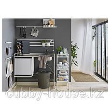 СУННЕРСТА Мини-кухня, 112x56x139 см, фото 3