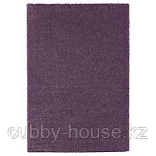 СТОЭНСЕ Ковер, короткий ворс, фиолетовый, 133x195 см, фото 2