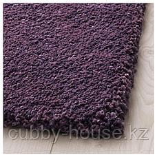 СТОЭНСЕ Ковер, короткий ворс, фиолетовый, 133x195 см, фото 3