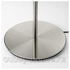 СКАФТЕТ Основание настольной лампы, никелированный, 38 см, фото 3