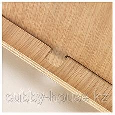 СИГФИН Подставка д/мобильного телефона, бамбуковый шпон, фото 3