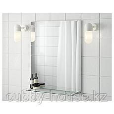 ФУЛЛЕН Зеркало с полкой, 50x60 см, фото 2
