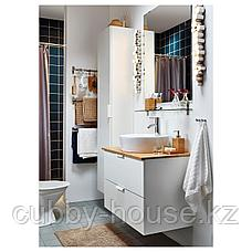 ТОРНВИКЕН Накладная раковина, белый, 45 см, фото 2
