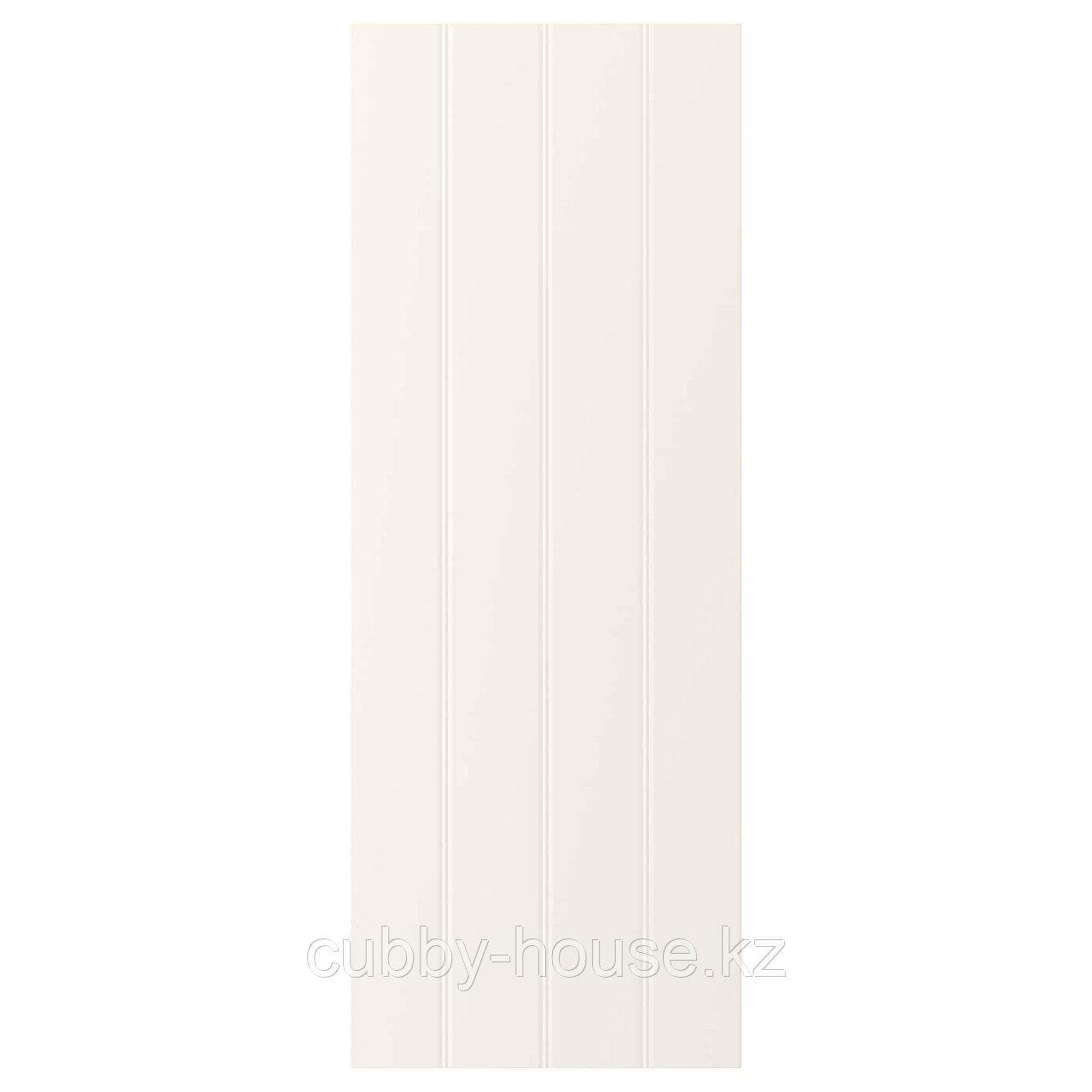 ХИТАРП Накладная панель, белый с оттенком, 62x240 см