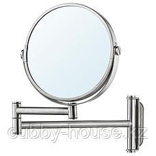 БРОГРУНД Зеркало, нержавеющ сталь, 3x27 см, фото 2
