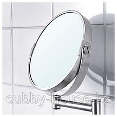 БРОГРУНД Зеркало, нержавеющ сталь, 3x27 см, фото 3
